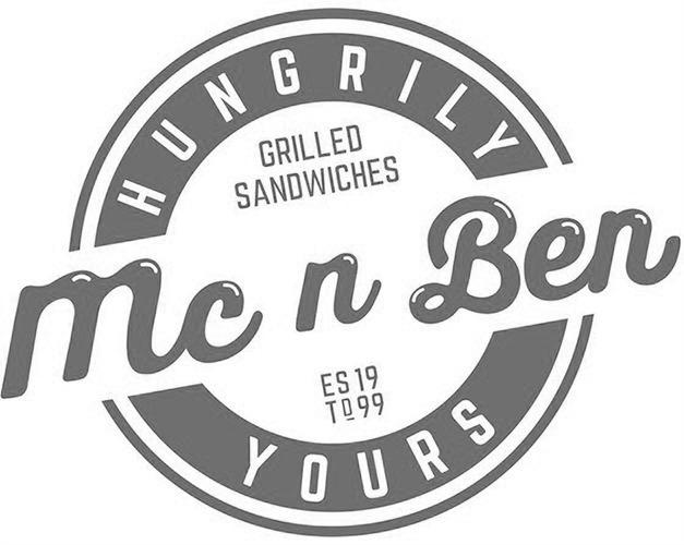 McNBen-Blk Logo
